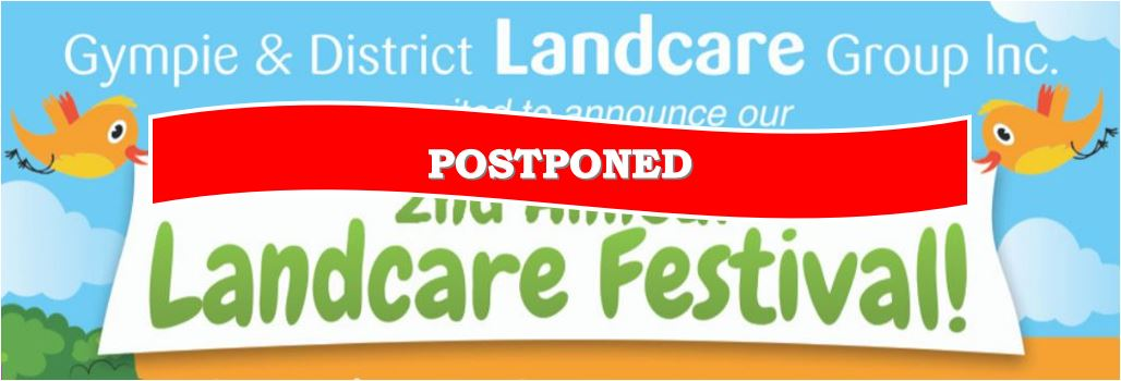 Landcare Festival unable to proceed for 2020 – but we'll see you in 2021!