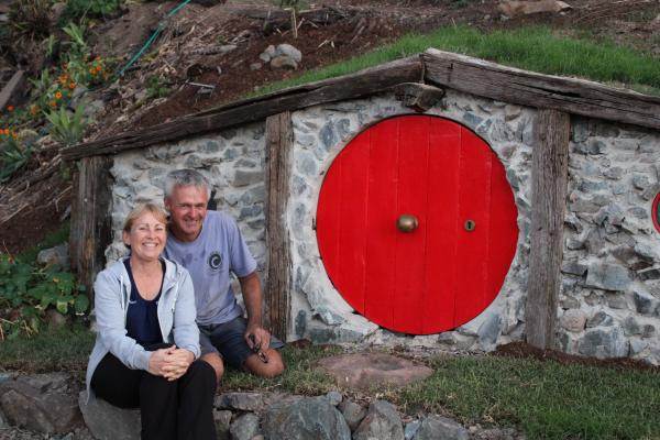 Junior Landcare Partnering with the Gympie Hobbit House