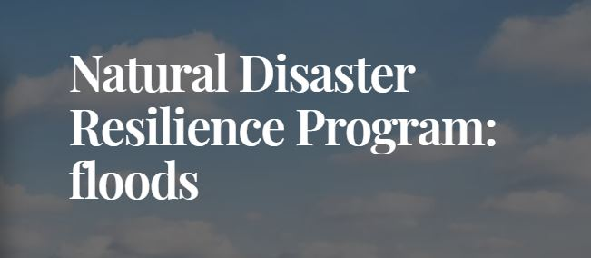 Natural Disaster Resilience Program: Free Flood Mapping & Management Course