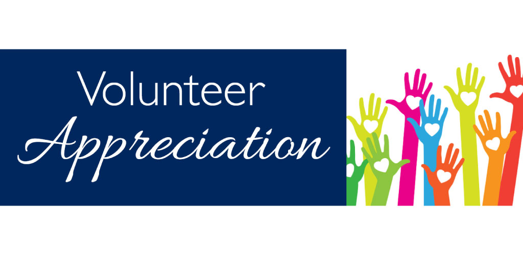 We Couldn't Do It Without Our Amazing Volunteers!
