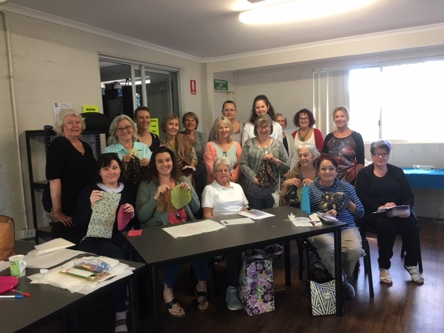 A Successful Beeswax Wrap Workshop!